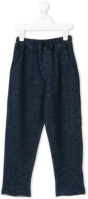 Madson Discount Kids straight-leg trousers