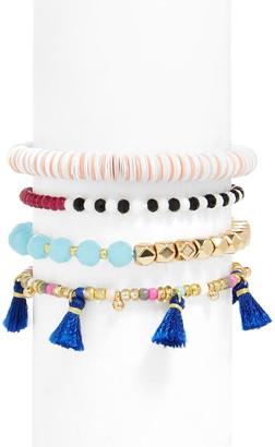 Quinn Bracelet Set $48 thestylecure.com