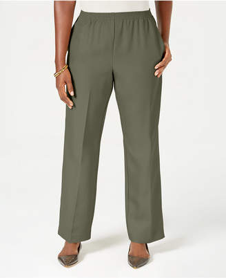Karen Scott Pull-On Pants