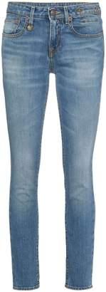 R 13 Alison Skinny Stretch Jeans