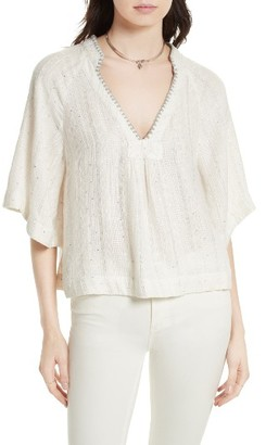 Women's Free People Get Over It Top $128 thestylecure.com