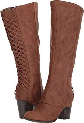Fergalicious Women's Tootsie Wide Calf Knee High Boot