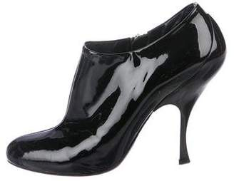 Miu Miu Patent Leather High-Heel Pumps