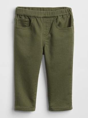 Gap Pull-On Slim Jeans in Color