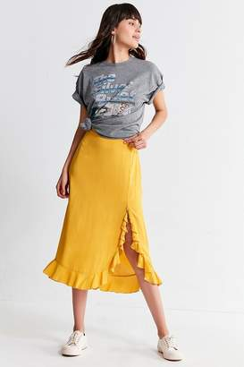 Capulet Willow Ruffle Midi Skirt