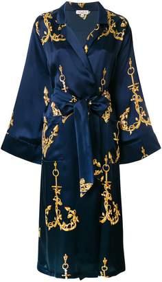 Natasha Zinko printed robe
