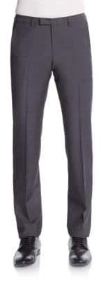 HUGO BOSS Sharp Virgin Wool Trousers