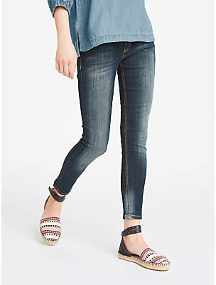 AND/OR Avalon Ankle Grazer Jeans, Deja Blue