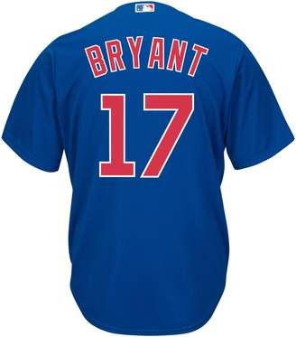 Majestic Men's Chicago Cubs Kris Bryant Cool Base Replica MLB Jersey