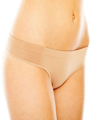 JCPenney Ambrielle Everyday Seamless Thong Panties