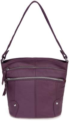Vicenzo Leather Cassie Leather Crossbody Bag