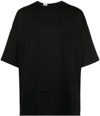 N. Hoolywood oversized T-shirt