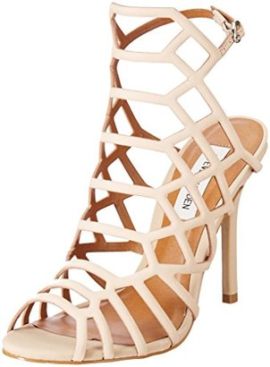 Steve Madden Women's Slithur Dress Sandal $89.95 thestylecure.com