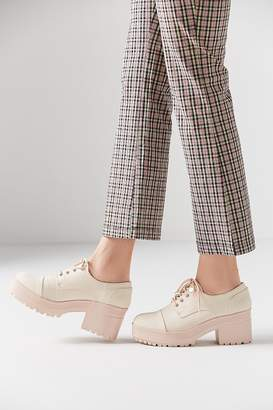 Urban Outfitters Emilie Canvas Bubble Toe Oxford