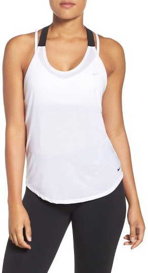 Women's Nike 'Elevate' Racerback Dri-Fit Tank