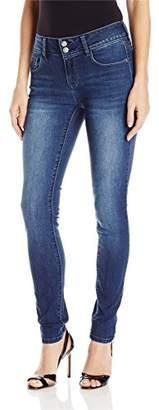 "Kensie Jeans Women's Curvy Skinny Jean 30"" Inseam $58 thestylecure.com"