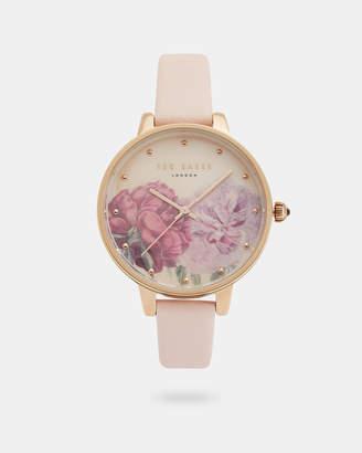 Ted Baker EROSZA Printed watch