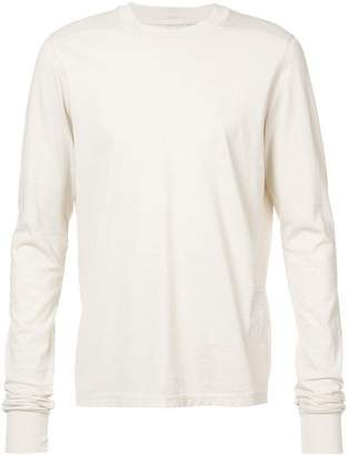 Rick Owens long sleeve T-shirt