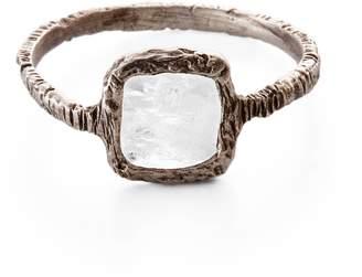 Danielle Welmond Silver & Moonstone Ring