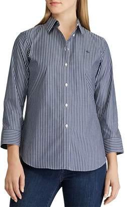 Ralph Lauren Striped Button-Down Shirt