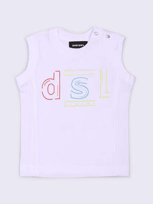Diesel KIDS T-shirts and Tops KYAAB - White - 3M
