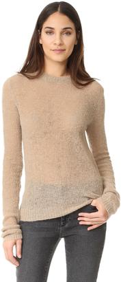 Acne Studios Trixie Alpaca Sweater $310 thestylecure.com