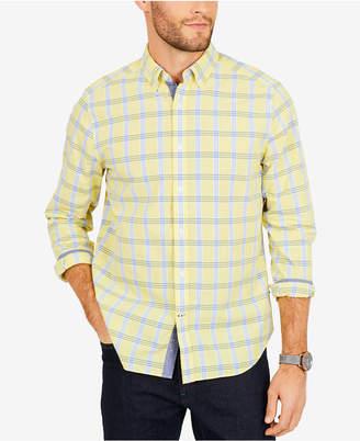 Nautica Men's Estate Plaid Shirt
