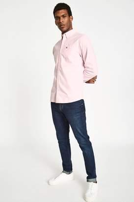 Jack Wills Wadsworth Plain Oxford Shirt