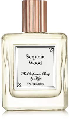 story. The Perfumer's by Azzi Glasser - Sequoia Wood Eau De Parfum, 30ml - Colorless