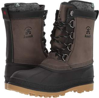Kamik William Men's Cold Weather Boots