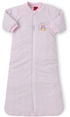 Snugtime NEW Padded Long Sleeve Cosi Bag Pink