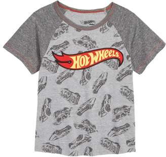 Hot Wheels Happy Threads TM) Graphic T-Shirt