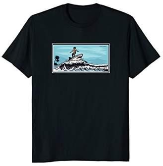 Folly Wave Fin Rider Surf T-shirt