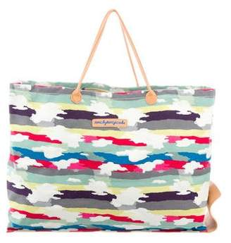 Marc by Marc Jacobs Large Canvas Tote Bag