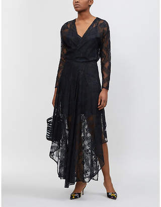 Maje Riletta lace dress