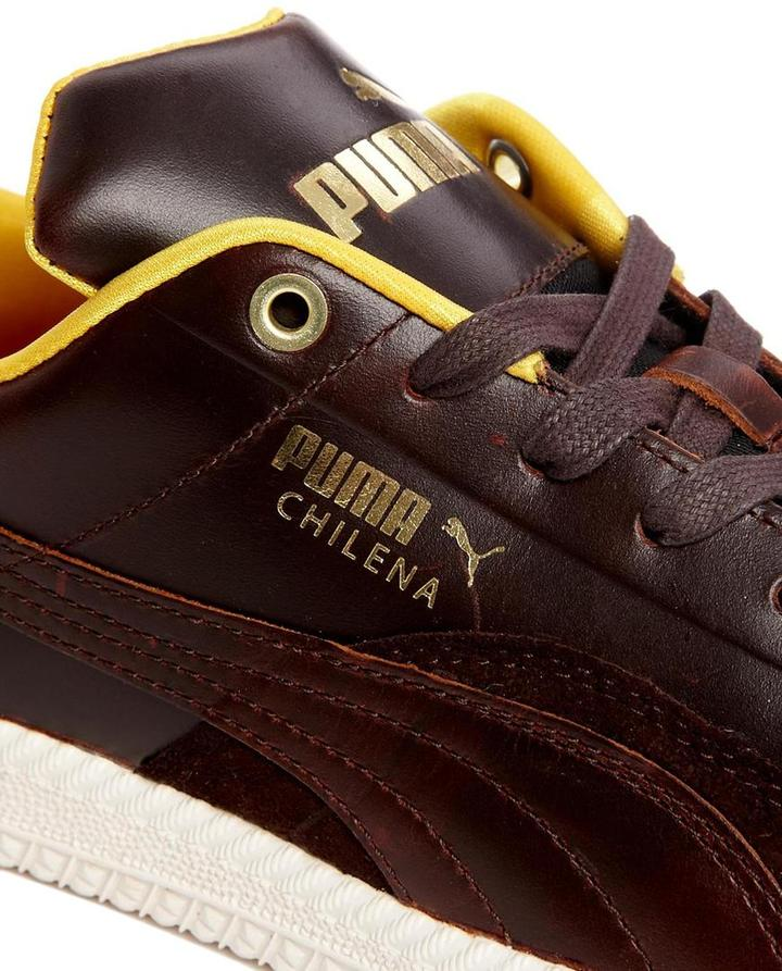 Puma Chilena Luxe Trainers