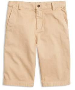 Brooks Brothers Boys' Washed Chino Shorts - Little Kid, Big Kid
