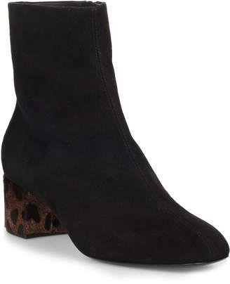 Giuseppe Zanotti Quad black suede ankle boot