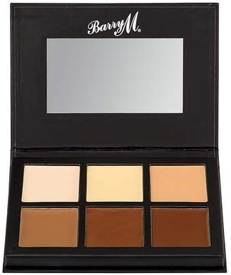 Barry M Cosmetics Chisel Cheeks Contour Cream Kit - Nude