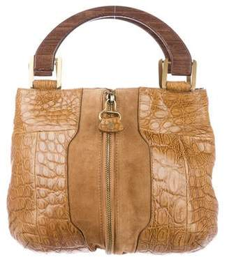 Jimmy Choo Crocodile Maia Bag