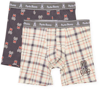 Psycho Bunny Boxer Brief Two-Piece Gift Set