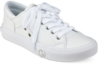 G by GUESS Chai Lace-Up Sneakers $49 thestylecure.com