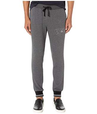 Emporio Armani Iconic Terry Trousers