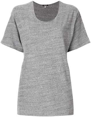 R 13 basic round neck T-shirt