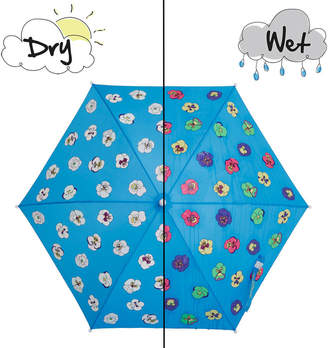 Holly and Beau Children's Colour Changing Pansy Umbrella