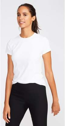 J.Mclaughlin Signature Cap Sleeve Tee