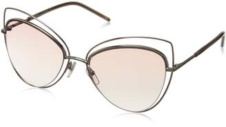 Marc Jacobs Womens MARC8S Cateye Sunglasses
