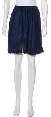 Christian Dior Lightweight Mini Skirt