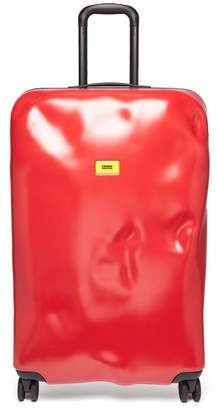 Icon Eyewear Crash Baggage - Icon 79cm Suitcase - Womens - Red