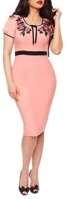 Prima Donna Rebel Love Clothing Wiggle-Dress